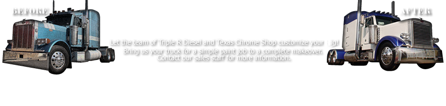 TX Chrome Projects